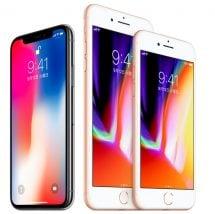 iPhone8やiPhoneXを格安SIMで