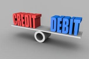 クレジットカードとデビットカードの違い